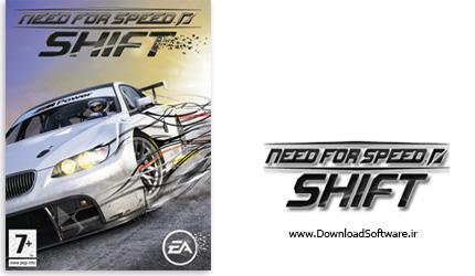 دانلود Need for Speed Shift بازی جنون سرعت، شیفت برای کامپیوتر