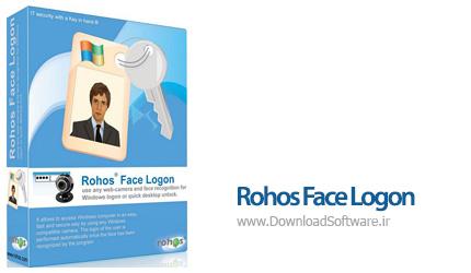 دانلود Rohos Face Logon نرم افزار رمز گذاشتن برای لاگین به ویندوز با وب کم