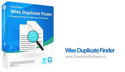 دانلود نرم افزار Wise Duplicate Finder پیدا کردن و حذف فایل های تکراری