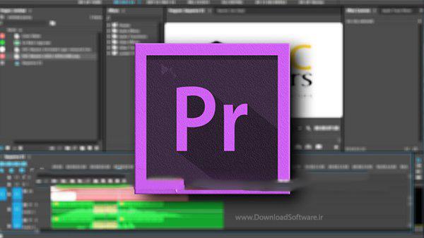 آموزش نرم افزار Adobe Premiere Pro CC - ویرایش ویدیو در پریمیر
