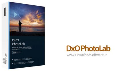 دانلود نرمافزار DxO PhotoLab Elite - ویرایش رنگ تصاویر