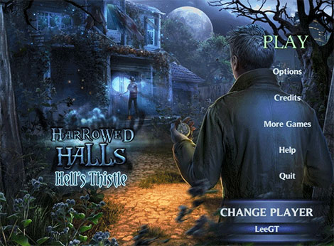 دانلود بازی Harrowed Halls 2: Hell's Thistle Collector's Edition