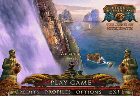 دانلود بازی Hidden Expedition 15: The Curse of Mithridates