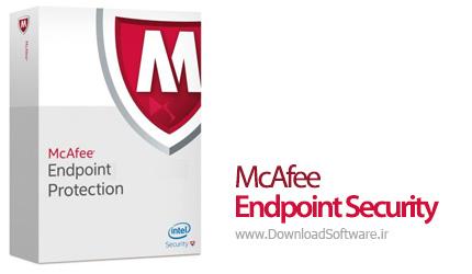 دانلود McAfee Endpoint Security نرم افزار امنیت کامل سیستم ها