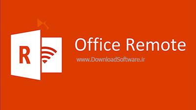 دانلود Microsoft Office Remote PC نرم افزار آفیس ریموت
