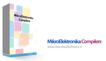 دانلود نرمافزار توسعه میکروکنترلرها - MikroElektronika Compilers