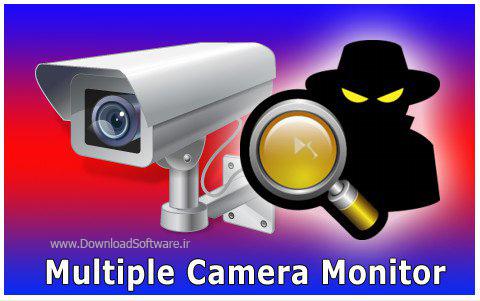 دانلود PCWinSoft Multiple Camera Monitor مدیریت دوربین مدار بسته برای ویندوز