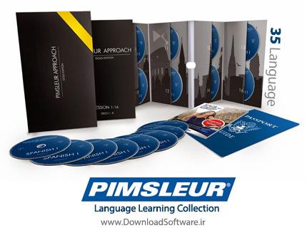 دانلود Pimsleur Language Learning Collection - مجموعه آموزش زبان پیمزلر