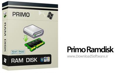 دانلود Primo Ramdisk - نرم افزار بهبود سرعت و عملکرد حافظه رم