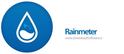 دانلود برنامه Rainmeter نرم افزار زیباسازی ویندوز