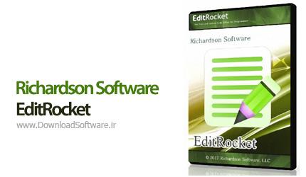 دانلود Richardson Software EditRocket – نرم افزار کد نویسی و ویرایشگر متن