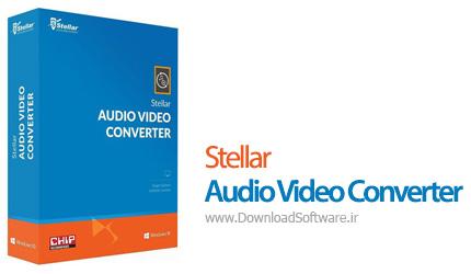 دانلود Stellar Audio Video Converter نرم افزار تبدیل فایل صوتی و تصویری
