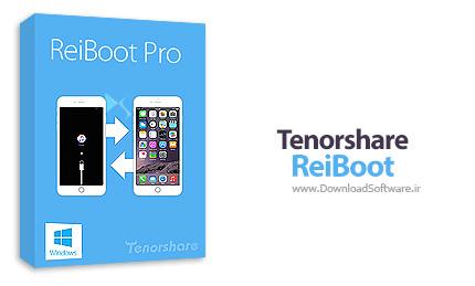 دانلود Tenorshare ReiBoot Pro - نرم افزار رفع مشکلات بوت در دستگاه های iOS