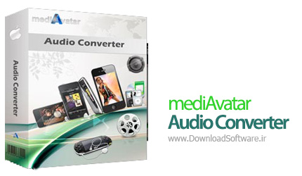 دانلود mediAvatar Audio Converter Pro نرم افزار مبدل صوتی