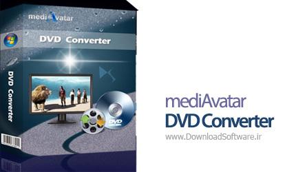 دانلود mediAvatar DVD Converter Pro نرم افزار مبدل دی وی دی