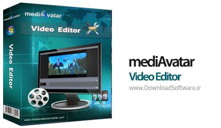دانلود mediAvatar Video Editor نرم افزار ویرایش ویدیوها