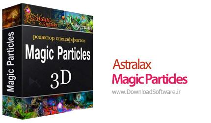 دانلود Astralax Magic Particles 3D
