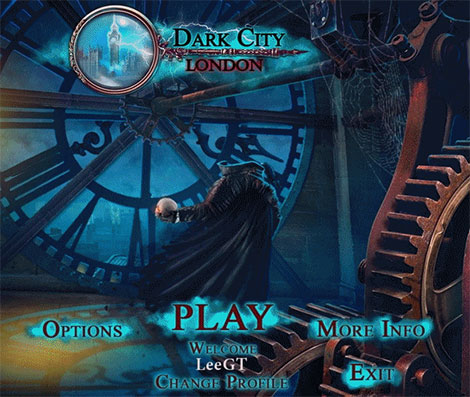 دانلود بازی Dark City: London Collector's Edition