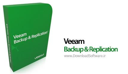 دانلود Veeam Backup & Replication نرم افزار پشتیبان گیری و تکرار