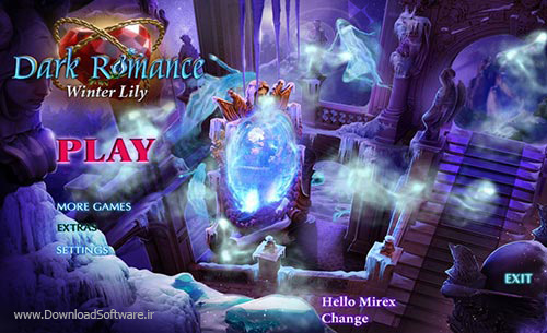 دانلود بازی Dark Romance 8: Winter Lily Collector's Edition