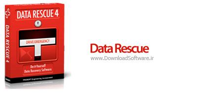 دانلود Data Rescue Professional نرم افزار بازیابی اطلاعات