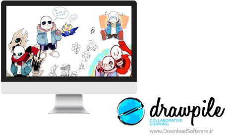 دانلود Drawpile – نرم افزار ترسیم نقاشی به صورت گروهی