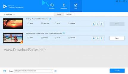 دانلود KeepVid Video Converter - نرم افزار تبدیل فایل های ویدیویی