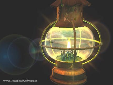 دانلود اسکرین سیو فانوس Lantern 3D Screensaver 1.1