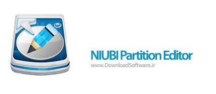 دانلود NIUBI Partition Editor Pro/Server نرم افزار پارتیشن بندی و مدیریت هارد دیسک