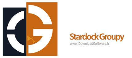 دانلود نرم افزار Stardock Groupy - گروه بندی برنامه ها در یک پنجره واحد