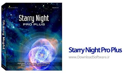 دانلود نرم افزار رصد آسمان - Starry Night Pro Plus 6