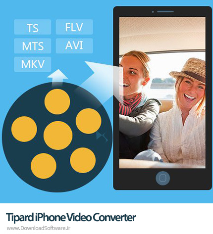 دانلود Tipard iPhone Video Converter