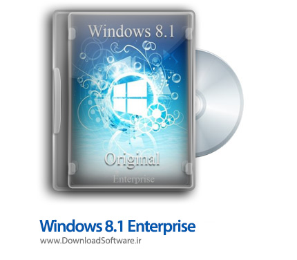دانلود Windows 8.1 Enterprise Original January 2018