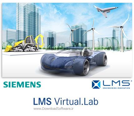 دانلود نرم افزار Siemens LMS Virtual.Lab
