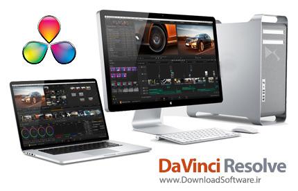 دانلود Blackmagic Design Davinci Resolve Studio - نرم افزار اصلاح رنگ تخصصی فایل های ویدئویی