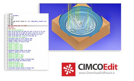 دانلود CIMCOEdit - نرم افزار ویرایش کد های CNC