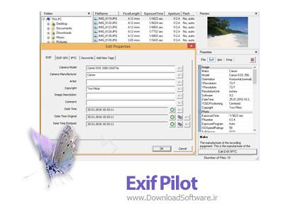 دانلود Exif Pilot