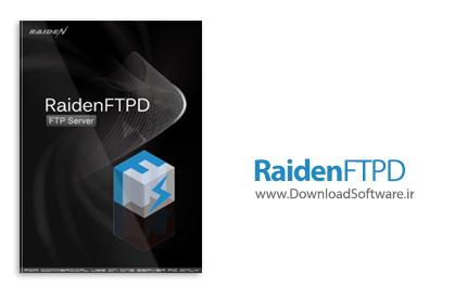 دانلود RaidenFTPD - نرم افزار مدیریت سرور اف تی پی