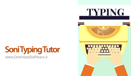 دانلود Soni Typing Tutor