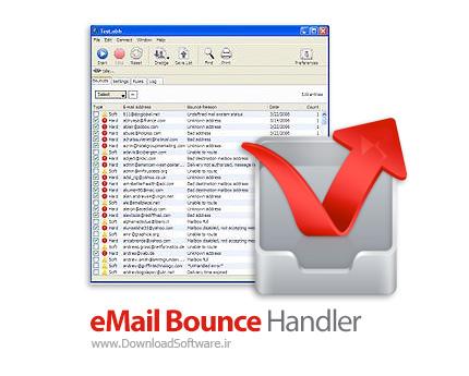 دانلود eMail Bounce Handler - نرم افزار مدیریت ایمیل های ارسال نشده