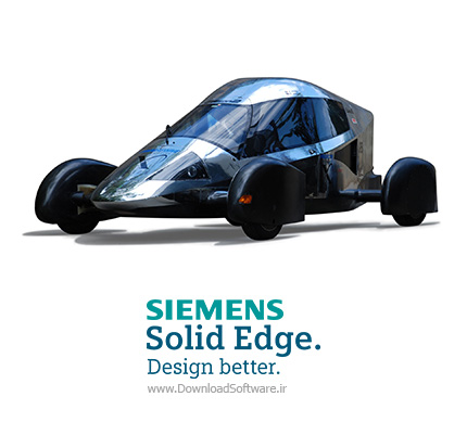 دانلود Siemens Solid Edge + Standard Parts Libraries