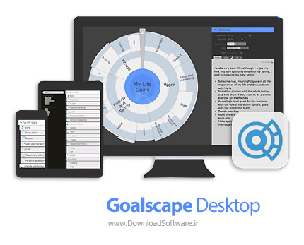 دانلود Goalscape Desktop