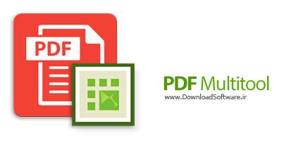 دانلود ByteScout PDF Multitool - نرم افزار مدیریت و تبدیل فایل های PDF