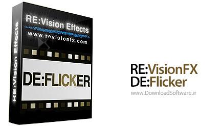 دانلود RE:VisionFX DEFlicker for After Effects and Premiere Pro