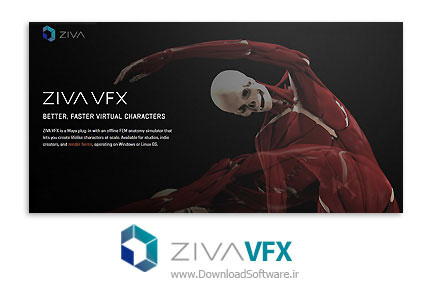 دانلود Ziva Dynamics Ziva VFX