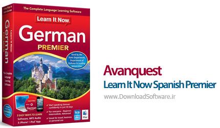 دانلود Avanquest Learn It Now German Premier