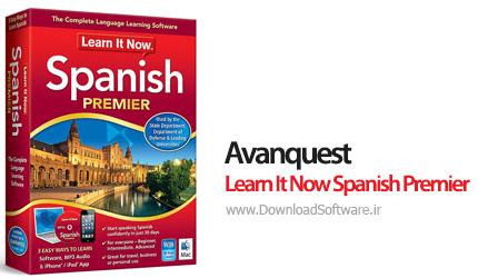 دانلود Avanquest Learn It Now Spanish Premier