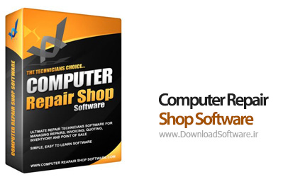 دانلود Computer Repair Shop Software