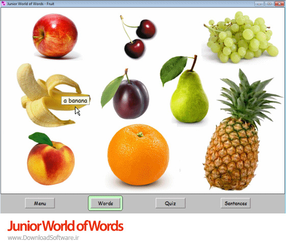 دانلود Junior World of Words