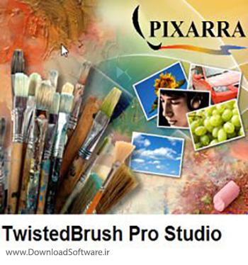 دانلود برنامه Pixarra TwistedBrush Paint Studio برنامه نقاشی دیجیتالی